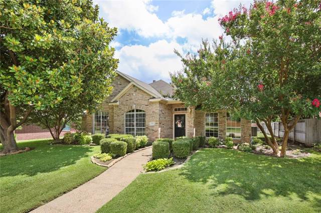2516 Trailwest Lane, Plano, TX 75025 (MLS #14141529) :: All Cities Realty