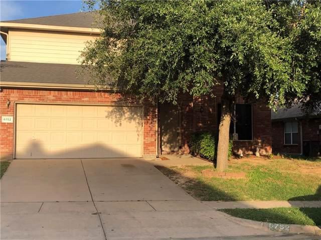 6752 Geyser Trail, Watauga, TX 76137 (MLS #14141541) :: Lynn Wilson with Keller Williams DFW/Southlake