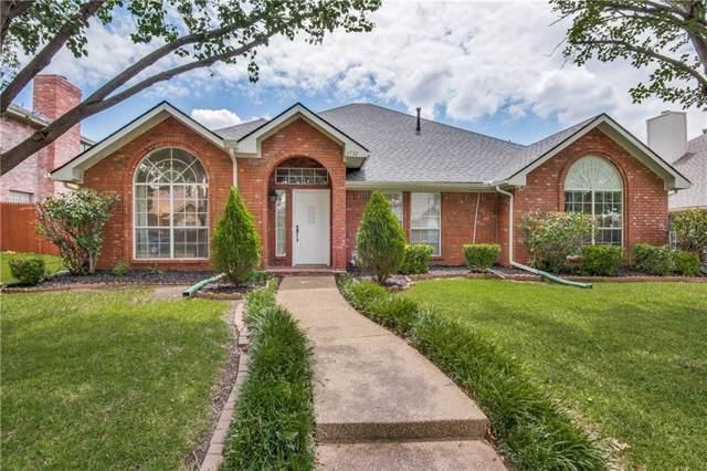 3732 Elizabeth Drive, Carrollton, TX 75007 (MLS #14141544) :: Baldree Home Team