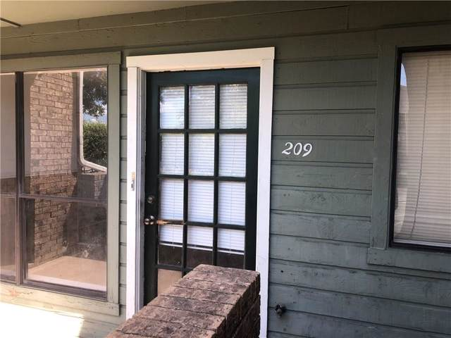 6108 Abrams Road #209, Dallas, TX 75231 (MLS #14141553) :: RE/MAX Town & Country