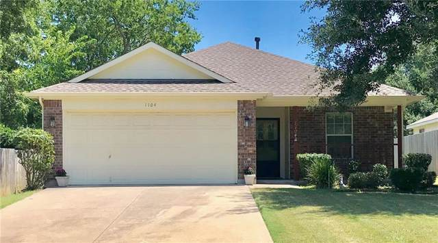 1104 N Gaines Street, Ennis, TX 75119 (MLS #14141554) :: All Cities Realty