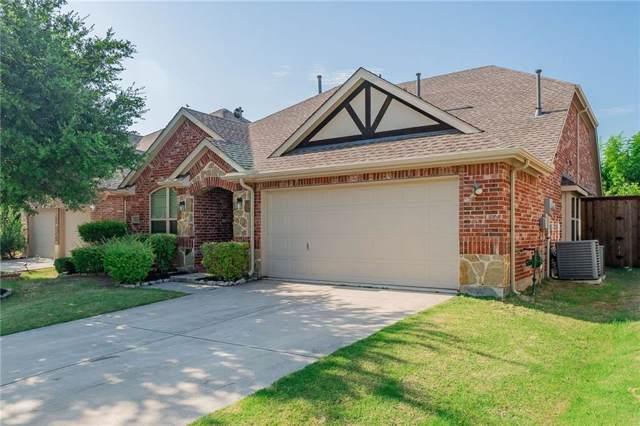 10501 Sexton Drive, Mckinney, TX 75072 (MLS #14141563) :: Lynn Wilson with Keller Williams DFW/Southlake