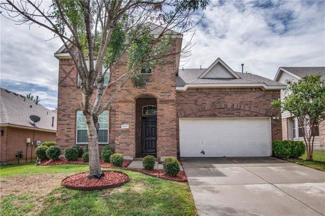 5917 Greenmeadow Drive, Denton, TX 76226 (MLS #14141584) :: Baldree Home Team