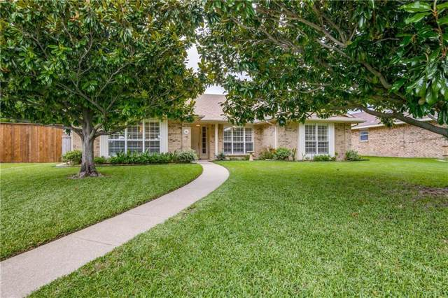 1318 David Drive, Garland, TX 75043 (MLS #14141604) :: Lynn Wilson with Keller Williams DFW/Southlake