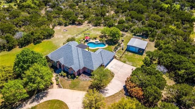 2569 Green Meadows Drive, Glen Rose, TX 76043 (MLS #14141606) :: HergGroup Dallas-Fort Worth