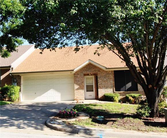 905 Heather Court, Weatherford, TX 76086 (MLS #14141611) :: All Cities Realty