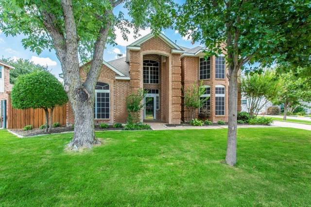 209 Magnolia Drive, Coppell, TX 75019 (MLS #14141614) :: Lynn Wilson with Keller Williams DFW/Southlake