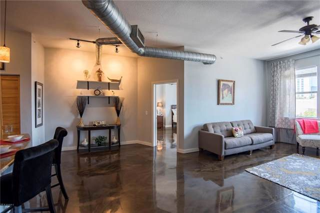 201 W Lancaster Avenue #404, Fort Worth, TX 76102 (MLS #14141640) :: RE/MAX Town & Country