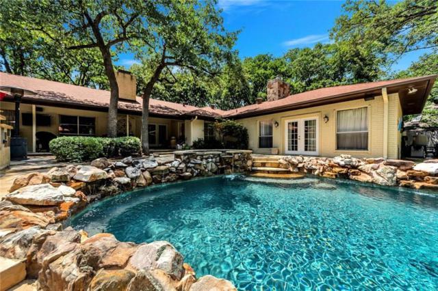 306 Ridgecrest Circle, Denton, TX 76205 (MLS #14141652) :: Lynn Wilson with Keller Williams DFW/Southlake