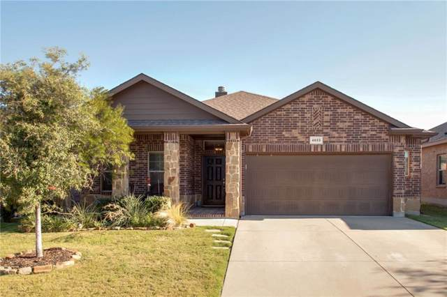 4033 Lazy River Ranch Road, Fort Worth, TX 76262 (MLS #14141654) :: RE/MAX Town & Country