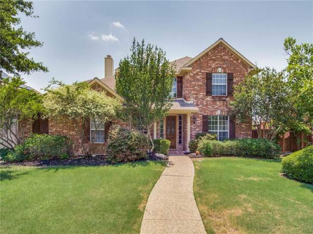 2671 Marshall Drive, Frisco, TX 75033 (MLS #14141655) :: RE/MAX Town & Country
