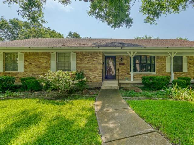 7030 Winchester Street, Dallas, TX 75231 (MLS #14141660) :: Robbins Real Estate Group