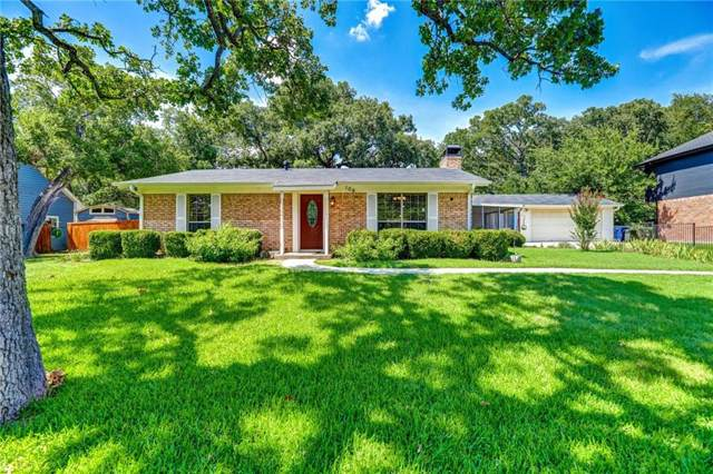 109 Brookdale Drive, Highland Village, TX 75077 (MLS #14141670) :: Lynn Wilson with Keller Williams DFW/Southlake