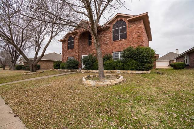 705 Cheyenne Drive, Allen, TX 75002 (MLS #14141672) :: Baldree Home Team