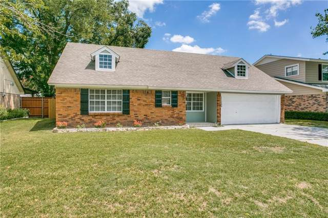 11046 Ferguson Road, Dallas, TX 75228 (MLS #14141677) :: Baldree Home Team