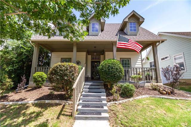 1713 Kennessaw Drive, Savannah, TX 76227 (MLS #14141687) :: Real Estate By Design