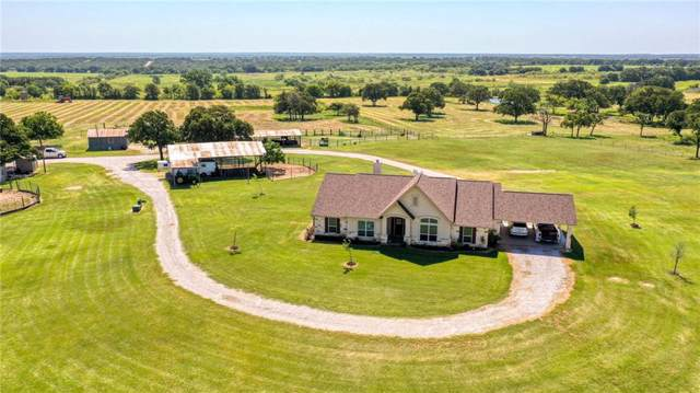 301 County Road 183, Cisco, TX 76437 (MLS #14141691) :: All Cities Realty
