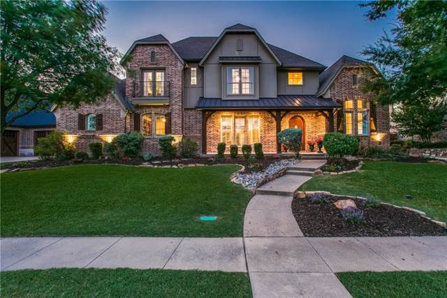 3600 Braewood Drive, Mckinney, TX 75072 (MLS #14141702) :: Baldree Home Team
