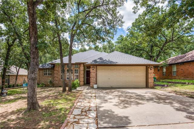 2408 Timber Trail, Denton, TX 76209 (MLS #14141710) :: Real Estate By Design