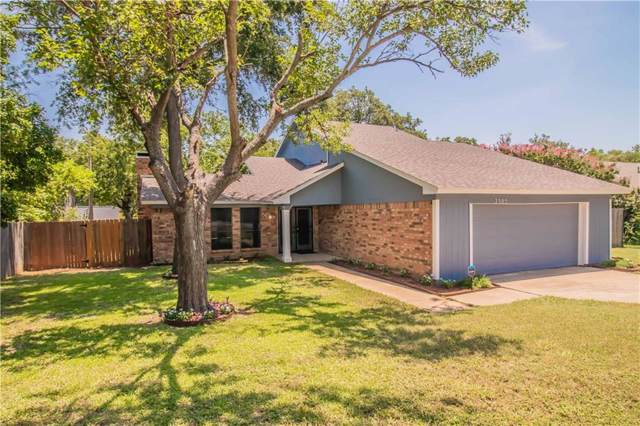 2305 Jenson Circle, Fort Worth, TX 76112 (MLS #14141711) :: Lynn Wilson with Keller Williams DFW/Southlake