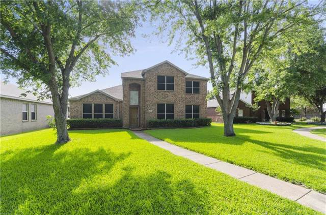 504 Onyx Court, Mesquite, TX 75149 (MLS #14141718) :: RE/MAX Town & Country