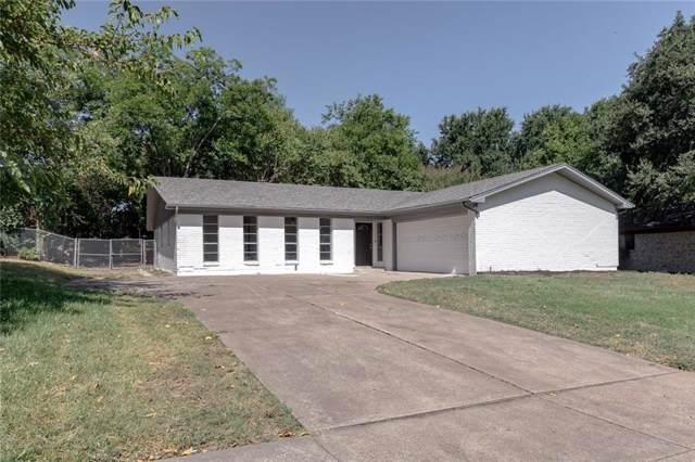 225 Lochness Lane, Benbrook, TX 76126 (MLS #14141720) :: The Heyl Group at Keller Williams