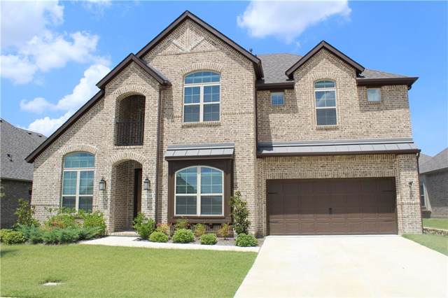 11366 Bull Head Lane, Flower Mound, TX 76262 (MLS #14141727) :: Real Estate By Design