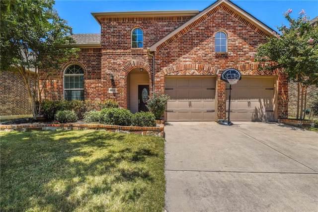 10508 Sexton Drive, Mckinney, TX 75072 (MLS #14141737) :: Tenesha Lusk Realty Group