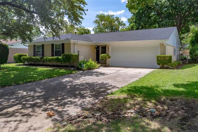 1311 Belaire Drive, Richardson, TX 75080 (MLS #14141742) :: Hargrove Realty Group