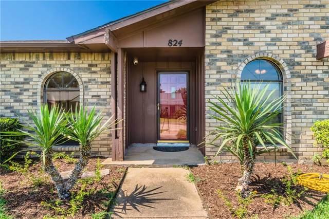824 Shenandoah Drive, Plano, TX 75023 (MLS #14141746) :: Lynn Wilson with Keller Williams DFW/Southlake