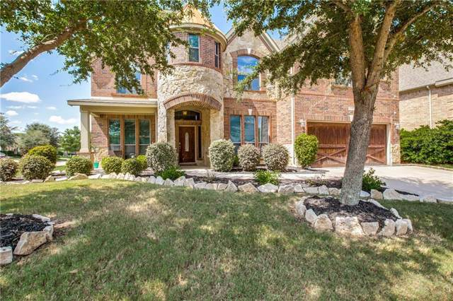 1201 Belle Meade Way, Burleson, TX 76028 (MLS #14141795) :: Vibrant Real Estate
