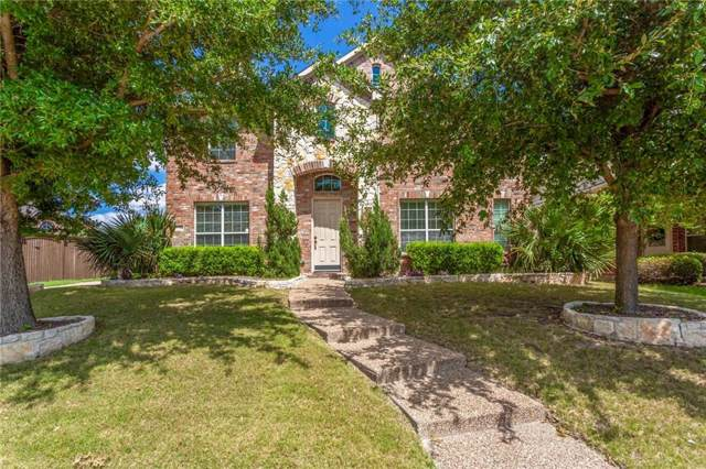 5734 Country View Lane, Frisco, TX 75036 (MLS #14141799) :: RE/MAX Town & Country