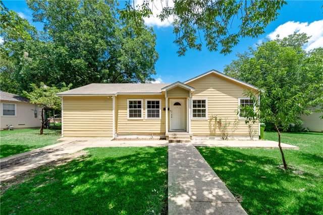 2821 Beasley Drive, Garland, TX 75041 (MLS #14141800) :: Lynn Wilson with Keller Williams DFW/Southlake