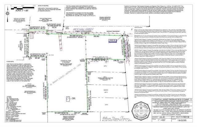 440 Betchan Street, Lake Dallas, TX 75065 (MLS #14141801) :: RE/MAX Town & Country