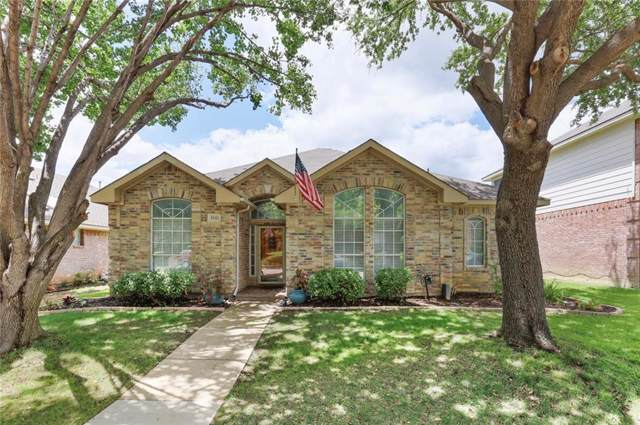 1041 Summit Park, Lewisville, TX 75077 (MLS #14141804) :: Lynn Wilson with Keller Williams DFW/Southlake