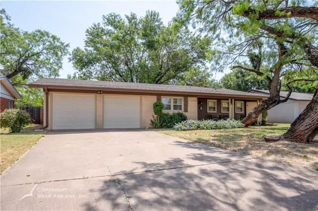 1457 N Willis Street, Abilene, TX 79603 (MLS #14141806) :: Frankie Arthur Real Estate