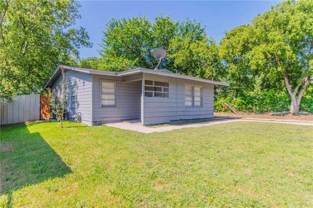 4012 Comanche Street, Fort Worth, TX 76119 (MLS #14141809) :: All Cities Realty