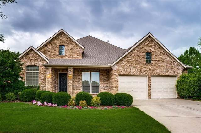 3202 Hamilton Drive, Melissa, TX 75454 (MLS #14141814) :: Kimberly Davis & Associates
