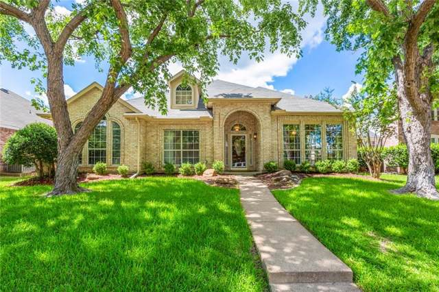 1737 Sheffield Drive, Garland, TX 75040 (MLS #14141815) :: Lynn Wilson with Keller Williams DFW/Southlake