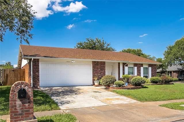 1523 Carlsbad Drive, Arlington, TX 76018 (MLS #14141816) :: Lynn Wilson with Keller Williams DFW/Southlake