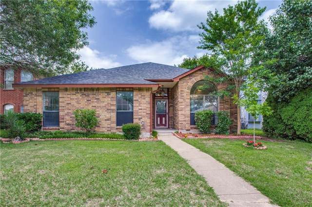 413 Surrey Place, Mesquite, TX 75149 (MLS #14141817) :: RE/MAX Town & Country