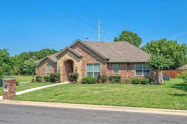 3833 Grant Parkway, Denton, TX 76208 (MLS #14141818) :: Kimberly Davis & Associates