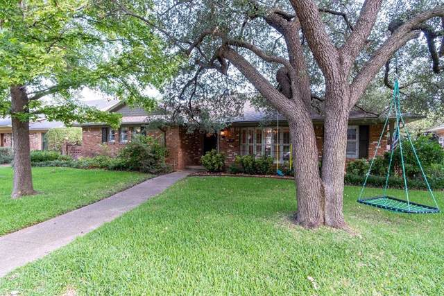 9826 Faircrest Drive, Dallas, TX 75238 (MLS #14141855) :: RE/MAX Town & Country