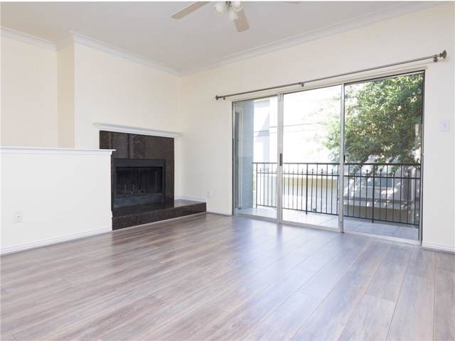 2201 Wolf Street #2102, Dallas, TX 75201 (MLS #14141859) :: HergGroup Dallas-Fort Worth