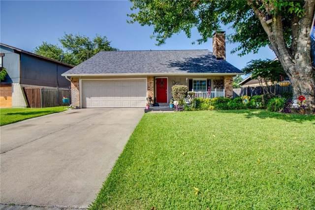 4615 Palos Verdes Drive, Mesquite, TX 75150 (MLS #14141860) :: Lynn Wilson with Keller Williams DFW/Southlake