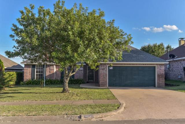 126 Craddock Drive, Glenn Heights, TX 75154 (MLS #14141862) :: RE/MAX Town & Country