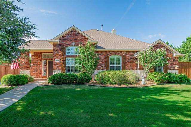 1604 Sweetbay Drive, Allen, TX 75002 (MLS #14141877) :: RE/MAX Town & Country