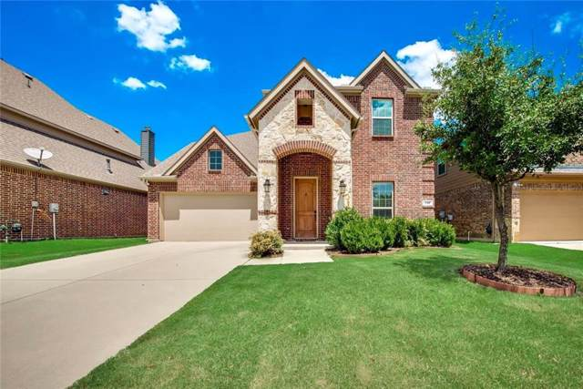 713 Challenger Drive, Mckinney, TX 75072 (MLS #14141883) :: RE/MAX Town & Country