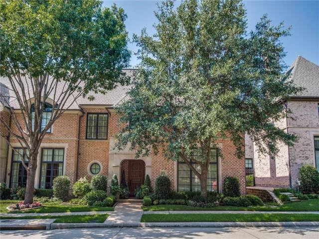 5916 Burgandy Street, Plano, TX 75093 (MLS #14141887) :: RE/MAX Town & Country