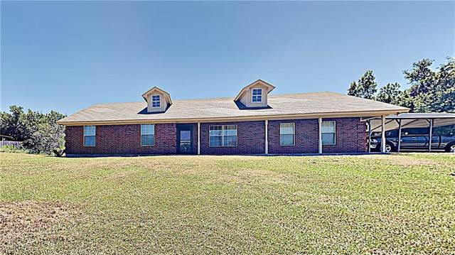 1199 Eagles Way, Springtown, TX 76082 (MLS #14141898) :: Kimberly Davis & Associates